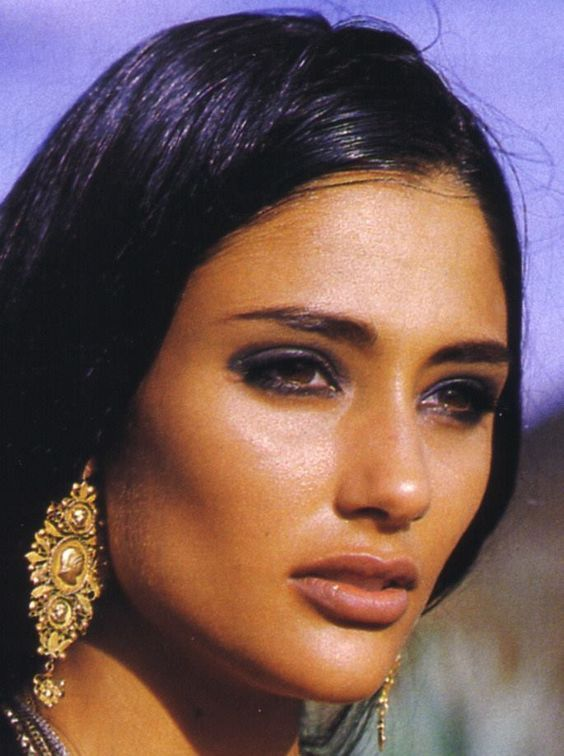 Brenda Schad (born 1971) is an All Native American model. She founded the Native American Children's Fund in Oklahoma and is of Choctaw and Cherokee descent. Thanks to Myers.....: