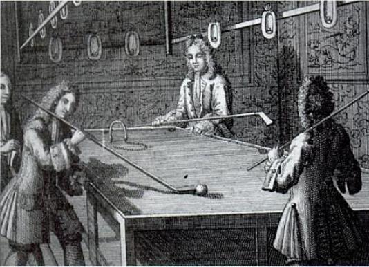 History Of Billiard Chronology