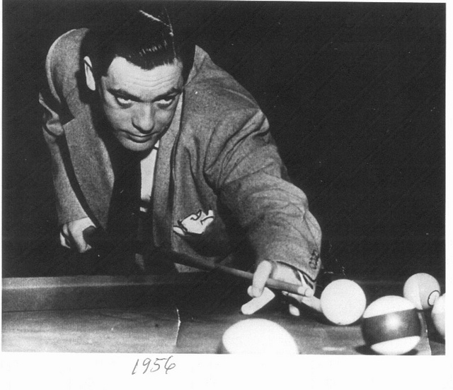 Famous Pool Sharks