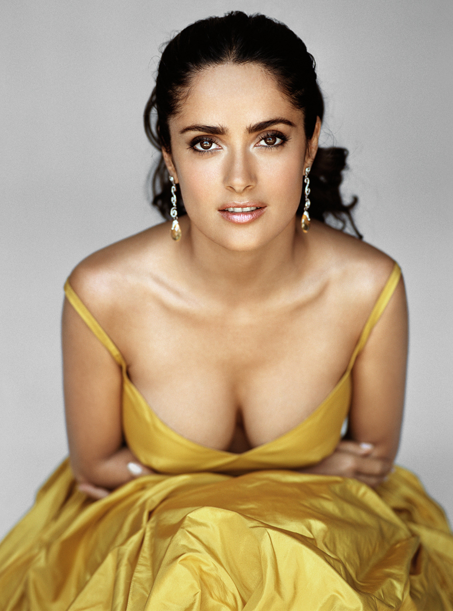 Amusing Actress salma hayek